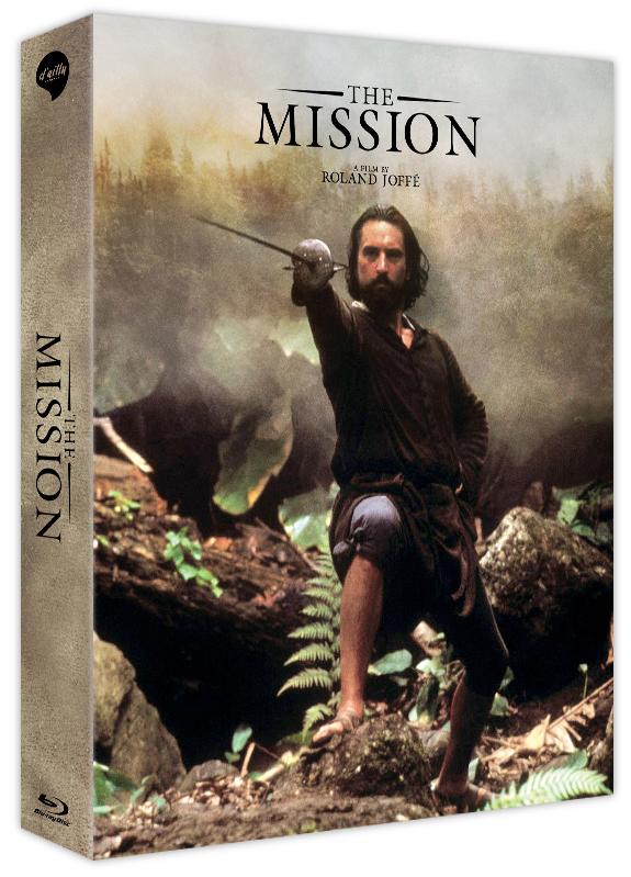 [Blu-ray] The Mission B Type Fullslip Steelbook LE