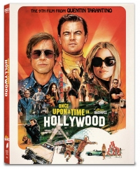 [Blu-ray] Once Upon a Time... in Hollywood A Type Fullslip(2disc: 4K UHD+2D) Steelbook LE(Weetcollcection Collection No.17)