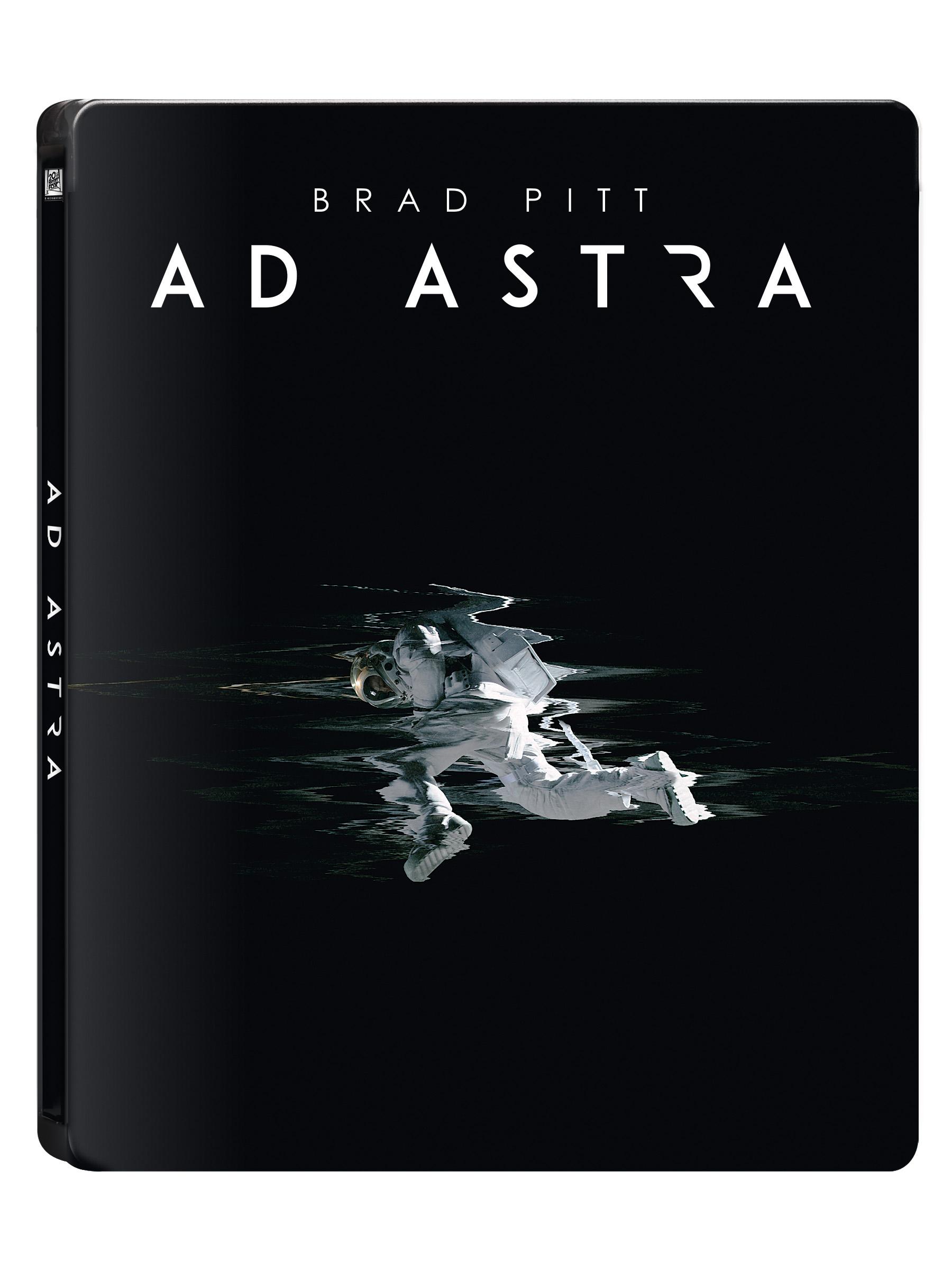 [Blu-ray] Ad Astra 4K(2disc: 4K UHD+2D) Steelbook LE