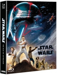[Blu-ray] Star Wars: The Rise of Skywalker (2Disc: BD + Bonus Disc) Fullslip Steelbook LE
