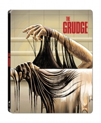 [Blu-ray] The Grudge (2020)(1disc) Steelbook LE