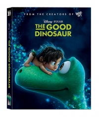 [Blu-ray] The Good Dinosaur Fullslip A2 Type (2disc: 3D+2D) Steelbook LE