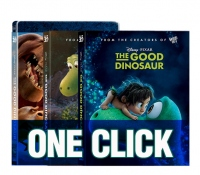 [Blu-ray] The Good Dinosaur One Click (3D+2D) Steelbook LE