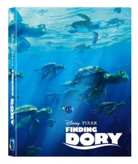 [Blu-ray] Finding Dory Fullslip (3disc: 3D+2D+Bonus BD) Steelbook LE