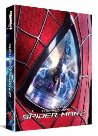 [Blu-ray] The Amazing Spider-Man2 Fullslip(3disc: 4K UHD+3D+BD)Steelbook LE(Weetcollcection Exclusive No.7)