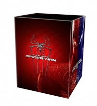 [Blu-ray]The Amazing Spider-Man 1+2 One Click Box 4K UHD Steelbook LE(Weetcollcection Exclusive No.6,7)