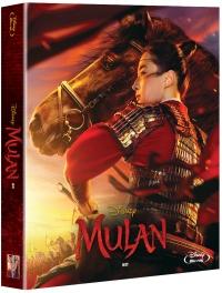[Blu-ray] Mulan BD Fullslip Steelbook LE(1Disc)