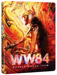 [Blu-ray] Wonder Woman 1984 Fullslip 4K(3Disc:4K UHD+3D+BD)Steelbook LE