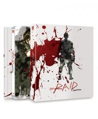 [Blu-ray] The Raid: Redemption Fullslip White Version Steelbook LE