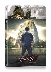 [Blu-ray] The Raid: Redemption Lenticular(O-ring) Version Steelbook LE