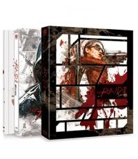 [Blu-ray] The Raid 2: Berandal Fullslip Black Version Steelbook LE