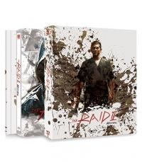 [Blu-ray] The Raid 2: Berandal Fullslip White Version Steelbook LE