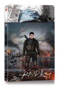 [Blu-ray] The Raid 2: Berandal Lenticular(O-ring) Version Steelbook LE