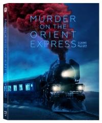 [Blu-ray] Murder on the Orient Express Fullslip Steelbook LE