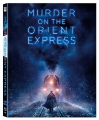 [Blu-ray] Murder on the Orient Express Lenticula(O-ring) Steelbook LE