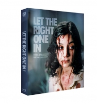 [Blu-ray] Let The Right One In Lenticular Type A Steelbook LE