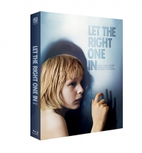 [Blu-ray] Let The Right One In Lenticular Type B Steelbook LE