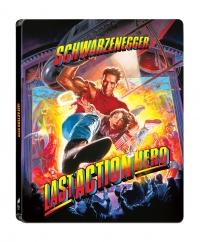 [Blu-ray] Last Action Hero 4K(2Disc: 4K UHD + BD) Steelbook LE