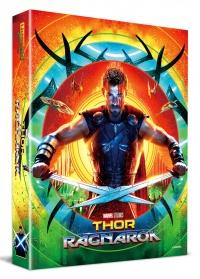 [Blu-ray] Thor: Ragnarok B2 Lenticular Fullslip(2Disc: 4K UHD+2D) Steelbook LE(Weetcollcection Exclusive No.12)